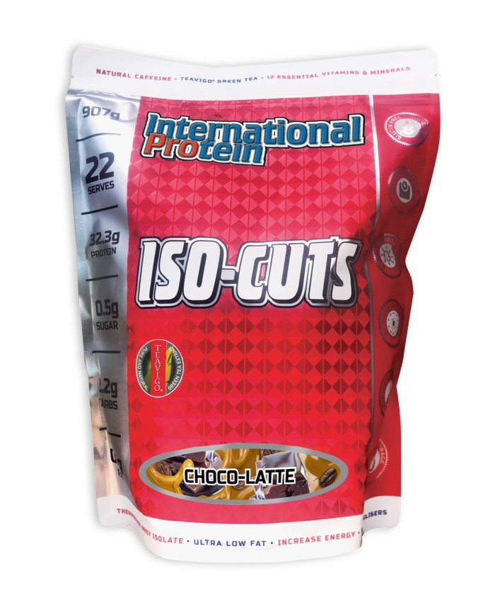 Iso Cuts from International Protein