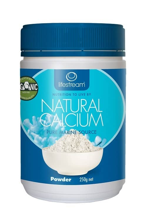 Lifestream Calcium Powder