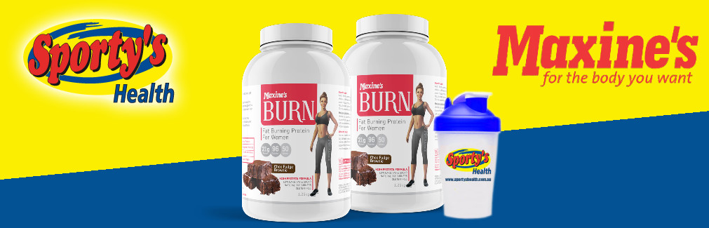 Maxines Burn Thermogenic Protein Powder
