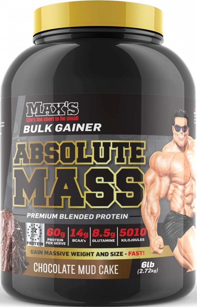 absolute mass protein powder
