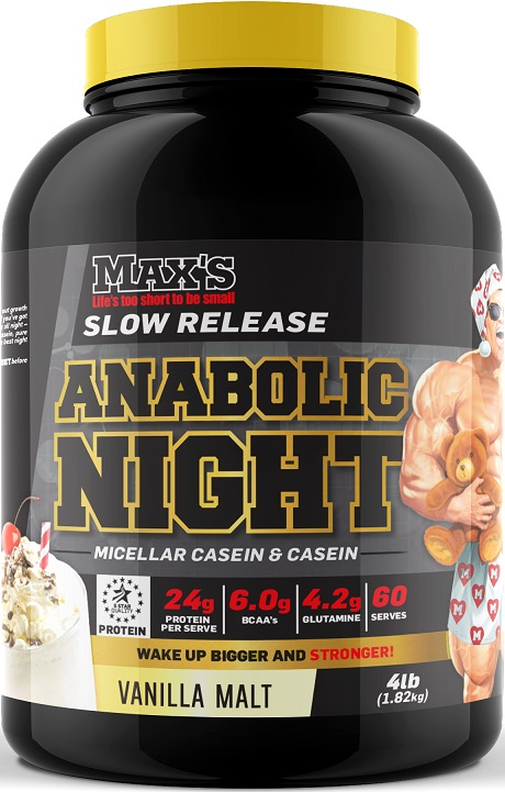 Anabolic Night Protein Powder