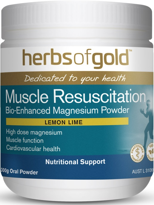 muscle resuscitation 300g
