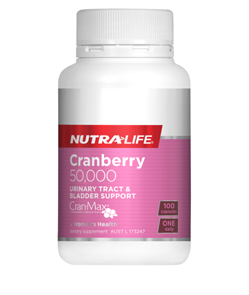 Nutra-Life Cranberry Product