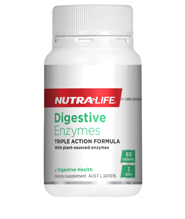 Nutra-Life DIgestive Enzymes Capsules Product