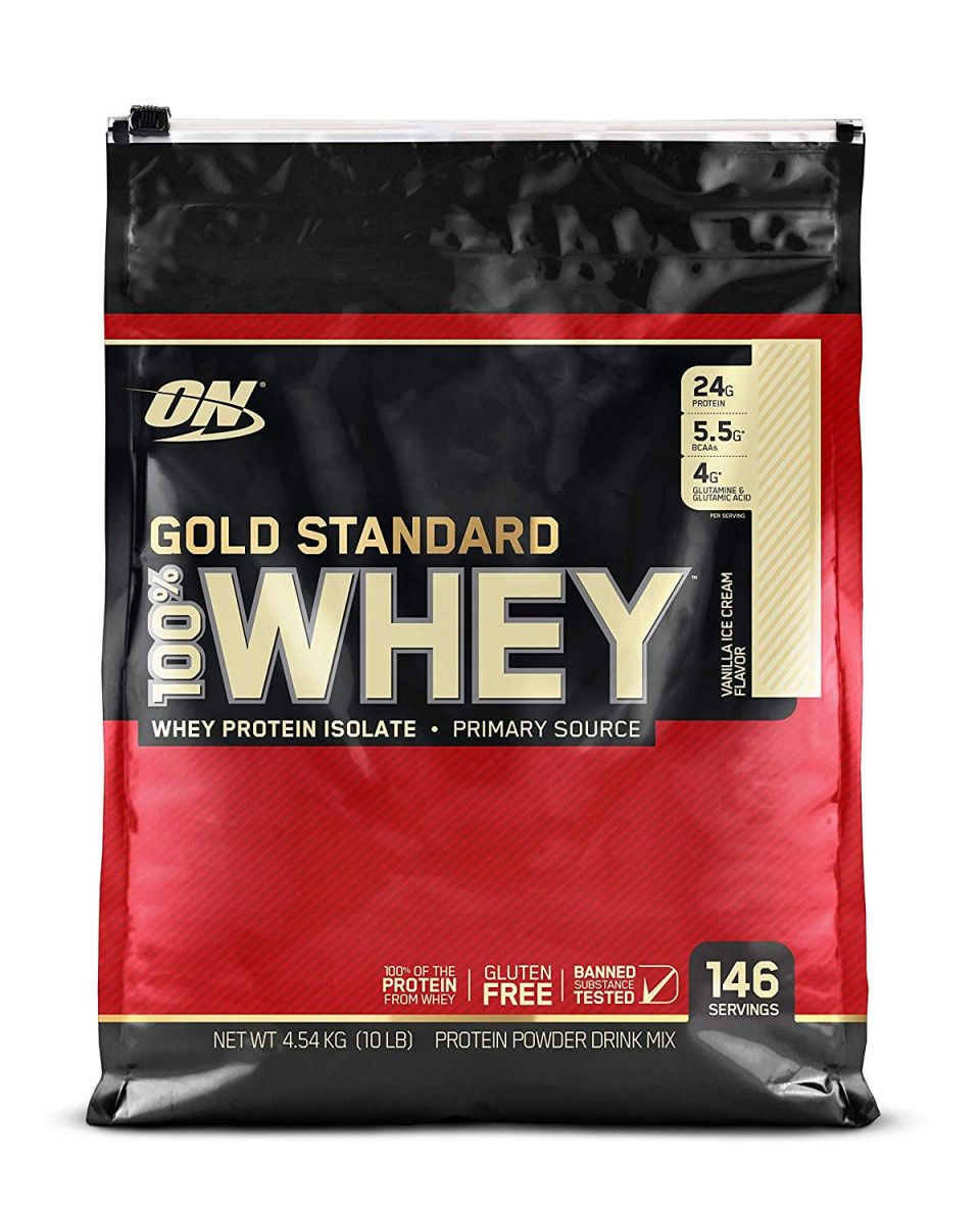 Optimum Nutrition Whey Protein vanilla