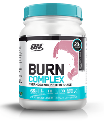 optimum nutrition burn protein