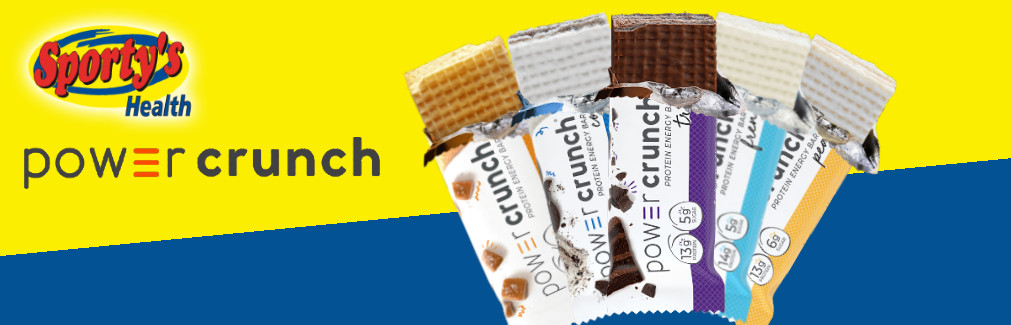 Power Crunch Bars Flavours