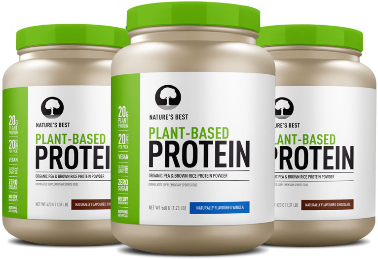 Plant Based Protein image