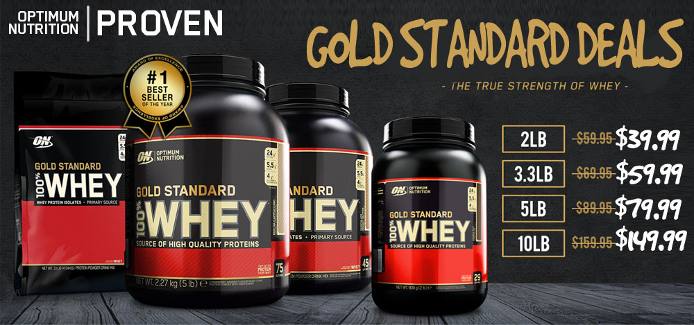 Optimum Nutrition Gold Standard Gainer Lowest Price