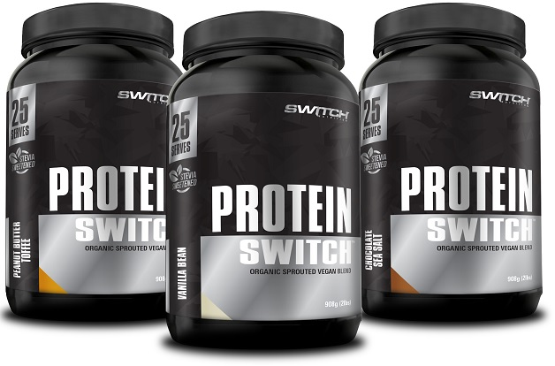 protein switch three flavours