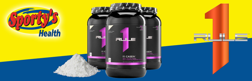 Rule 1 Casein Protein Powder