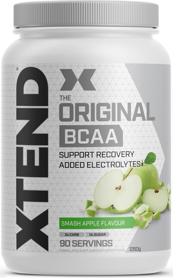 xtend 90 serves apple flavour