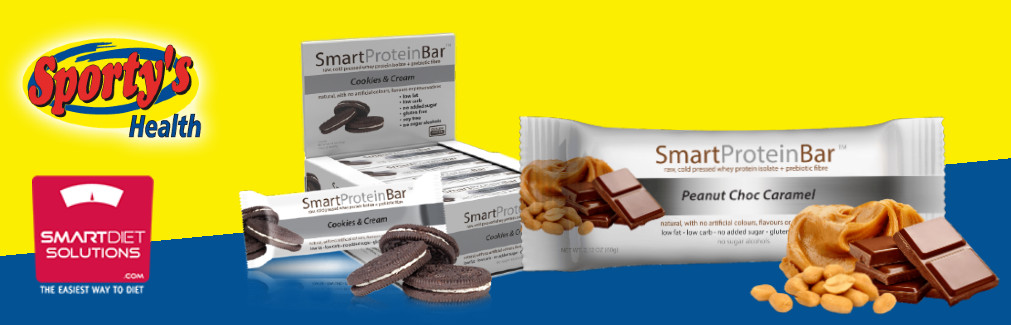 Smart Diet Solutions Protein Bars