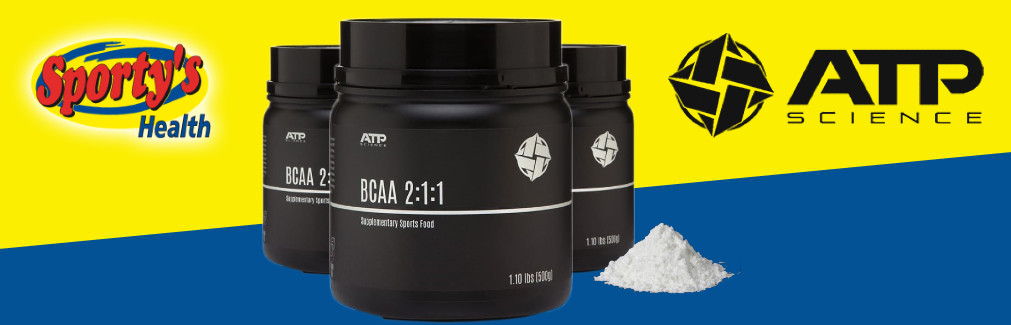 ATP Science BCAA Banner