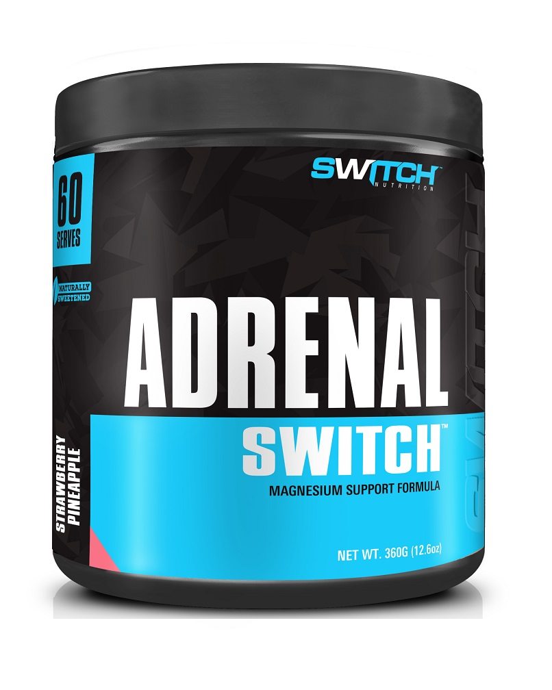 adrenal switch container