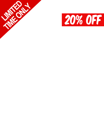 BSN 20% OFF Flash Sale