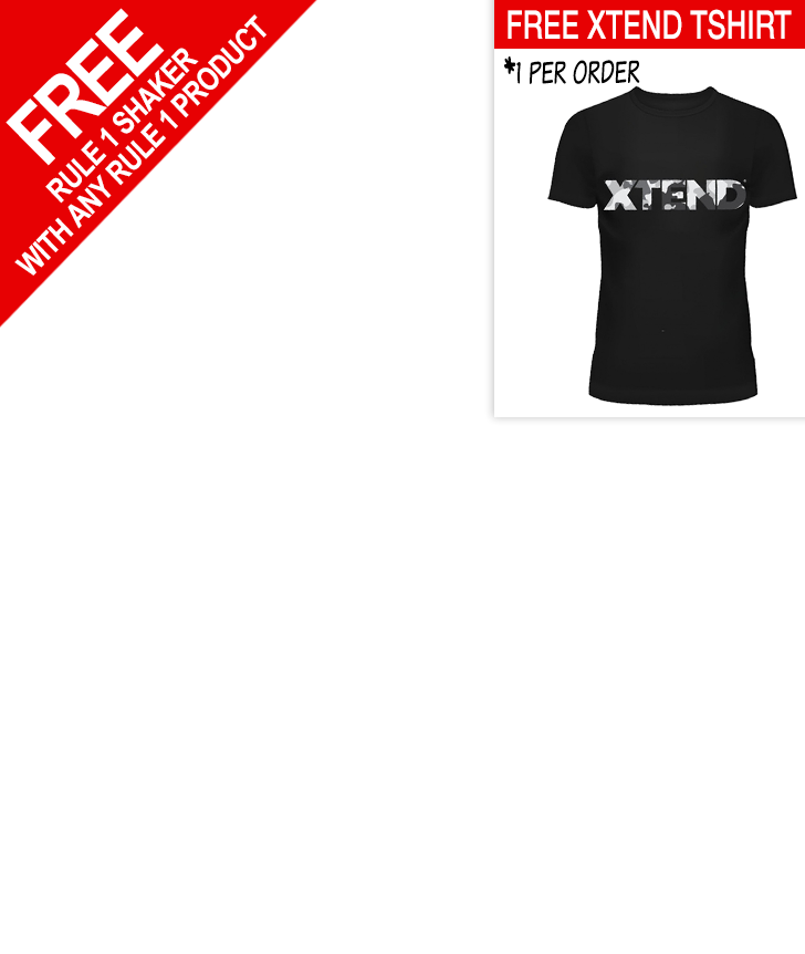 Free Xtend Shirt with Xtend Elite
