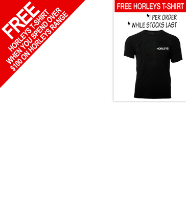 Free Horleys T-shirt Deal