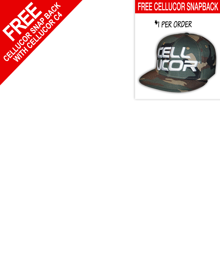 Free Cellucor Cap