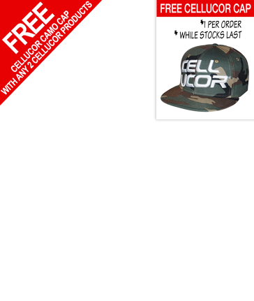 Free Cellucor Camo Snapback Cap Deal