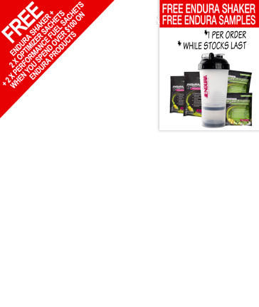 FREE Endura Samples and Free Endura Shaker Deal