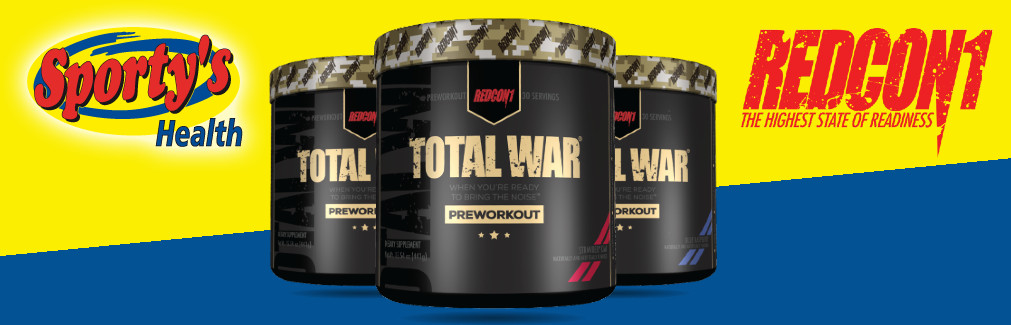 Total War Pre Workout Image
