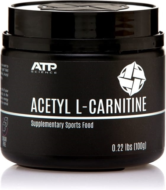 Acetyl L-Carnitine Container