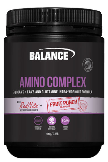 balance amino complex fruit punch