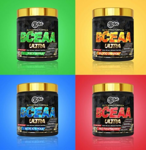 BCEAA 4 Flavours