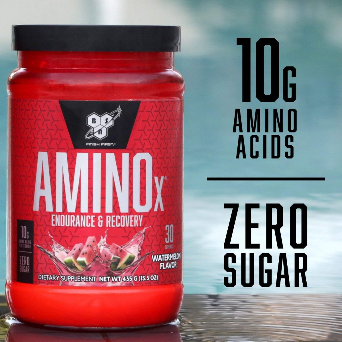 BSN Amino X Selling Points