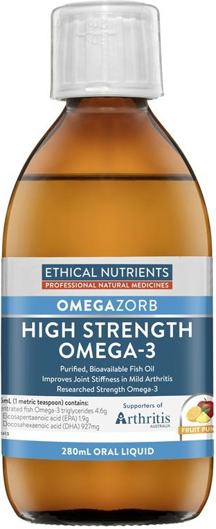omegazorb fish oil