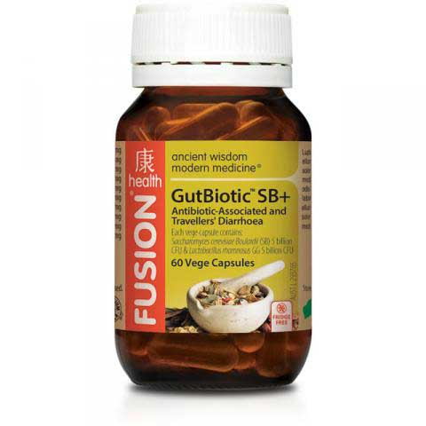 fusion gut biotic SB plus bottle