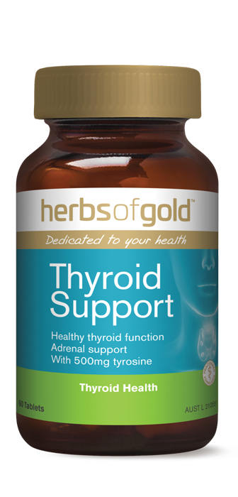 one bottle of thyroid support