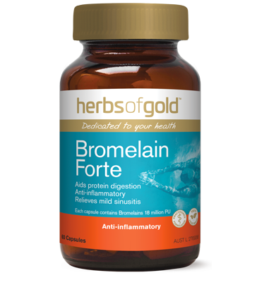 herbs of gold bromelains