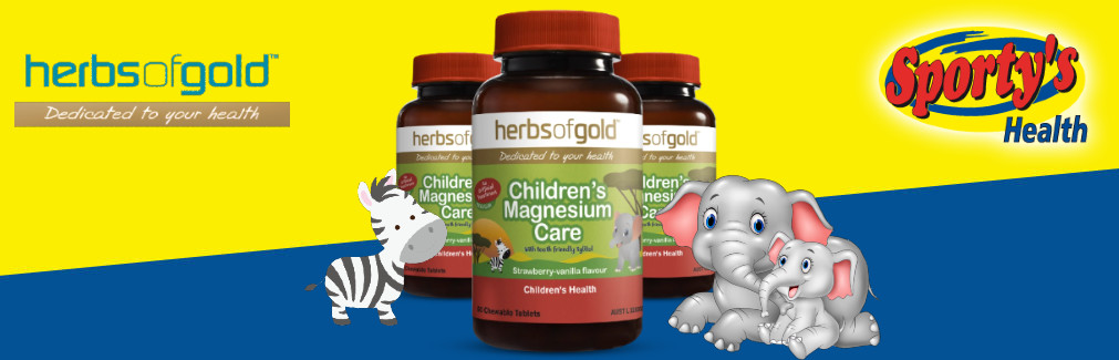 childrens magnesium products