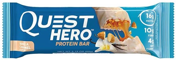 hero bar white chocolate
