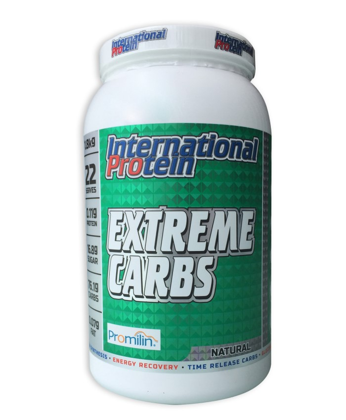 extreme carbs tub