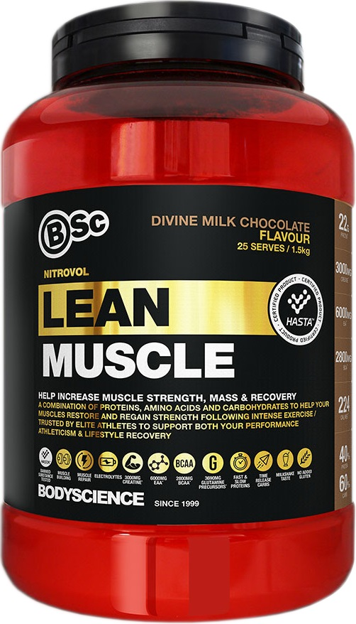 Lean Muscle Container
