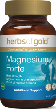 herbs of gold magnesium tablets