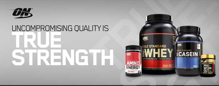 Optimum Nutrition True Strength